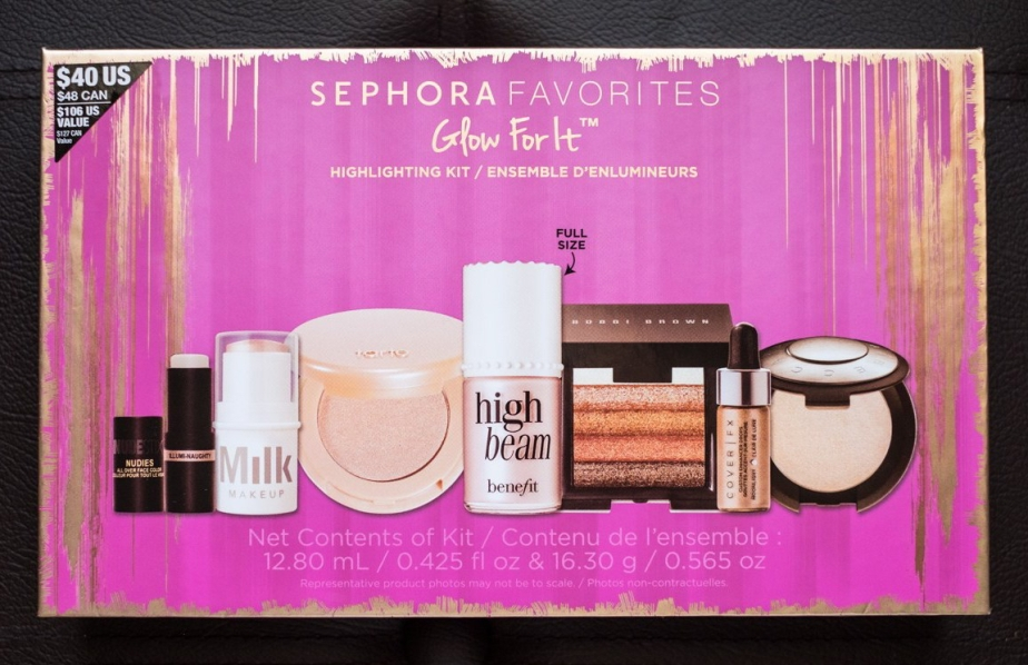 """""""Glow For It"""" Highlighting Kit – UnboxingVideo"""