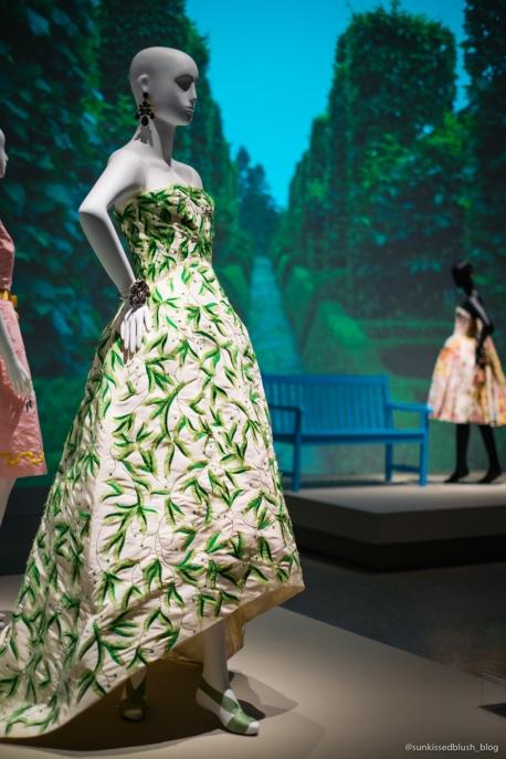 Evening Dress, Spring 2011