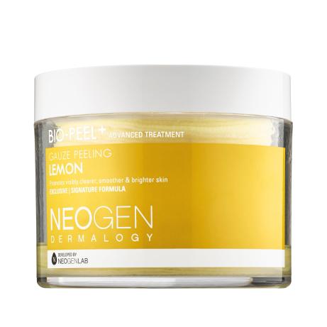 NEOGEN_DERMOTOLOGY_ Bio-Peel_Gauze_Peeling_Lemon
