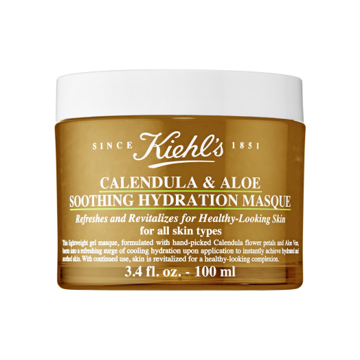 KIEHL'S_SINCE_1851 _Calendula_Aloe_Soothing_Hydration_Mask