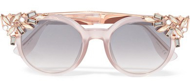 'Vivy' 51mm Sunglasses  JIMMY CHOO