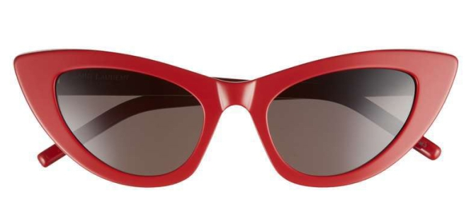 Lily 52mm Cat Eye Sunglasses  SAINT LAURENT