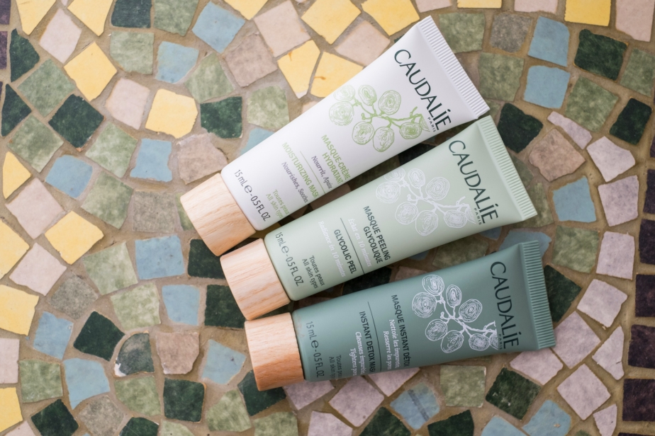 Caudalie Masks Review