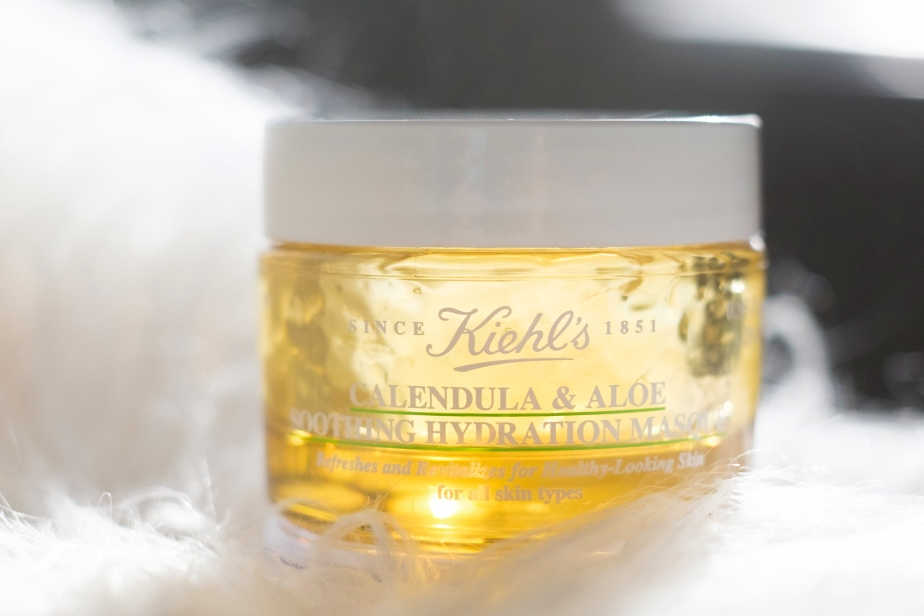 KIEHL'S SINCE 1851 Calendula & Aloe Soothing Hydration Masque Review